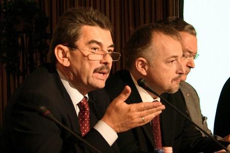 ...és Mosonyi György nekik is kielégítő válaszokat adott