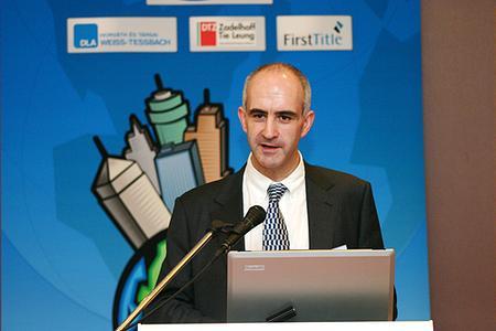 Michael Haddock, Director, EMEA Research & Consulting CB Richard Ellis