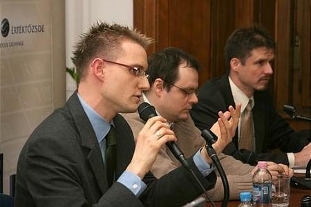 Lakner Zoltán, Szabados Krisztián, Duronelly Péter