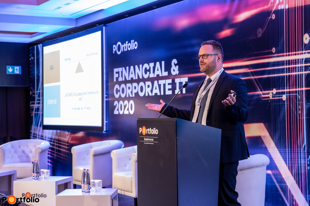 Mondovics Péter (Marketing Manager, Mastercard): Miért legyen élmény a fizetés? - Egy átfogó kutatás az aktuális kereskedői trendekről