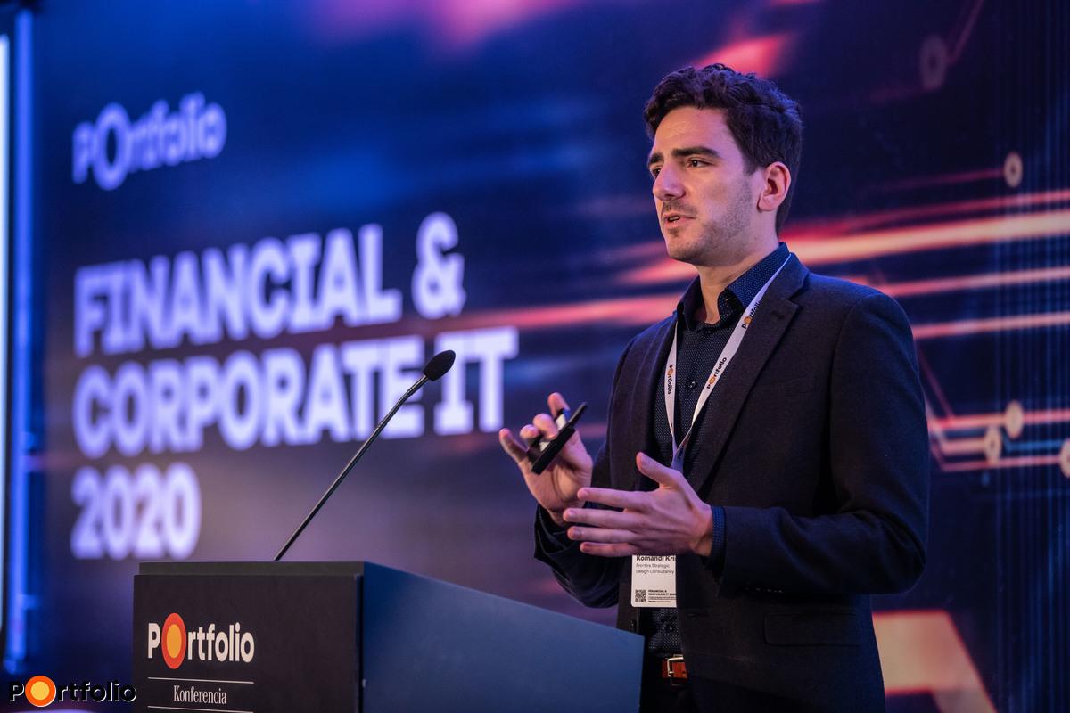 Komándi Krisztián (tanácsadó, Frontìra Strategic Design Consultancy): Miért legyen élmény a fizetés? - Egy átfogó kutatás az aktuális kereskedői trendekről