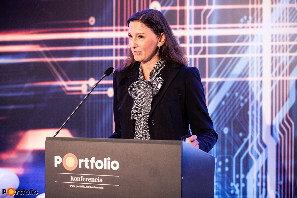 Szombati Anikó (digitalizációért és Fintech fejlesztésért felelős ügyvezető igazgató, Magyar Nemzeti Bank): Hogyan segíti az MNB a hazai FinTech szektor és a banki digitalizáció fejlődését?