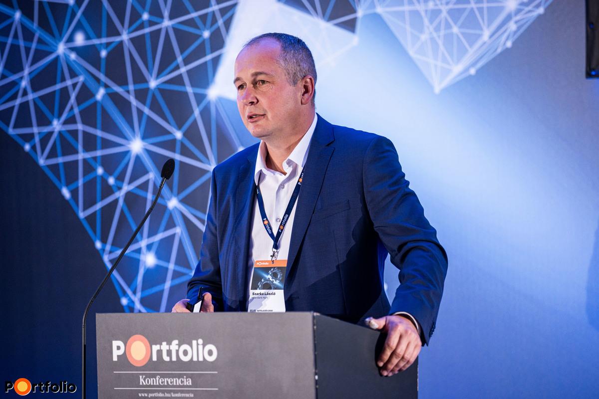 Szarka László (igazgató, MKB Bank): Kkv-hitelezés a megváltozott környezetben