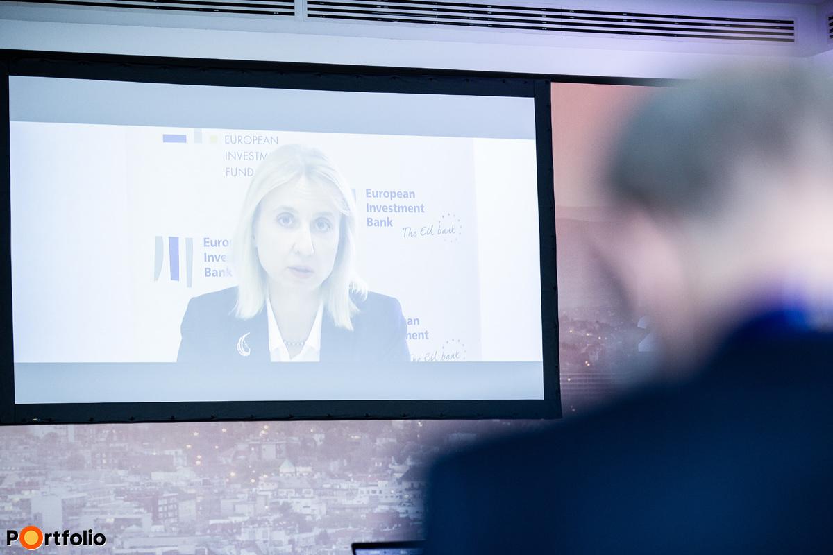 Teresa Czerwińska (alelnök, Európai Beruházási Bank): Europe today: Challenges and opportunities
