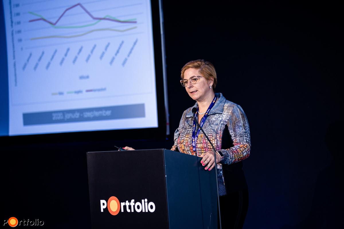 Dr. Csorbai Hajnalka (stratégiai igazgató, Opten Kft.): Gazdasági körkép a koronavírus viharában. Túl a krízisen? - sajnos inkább benne