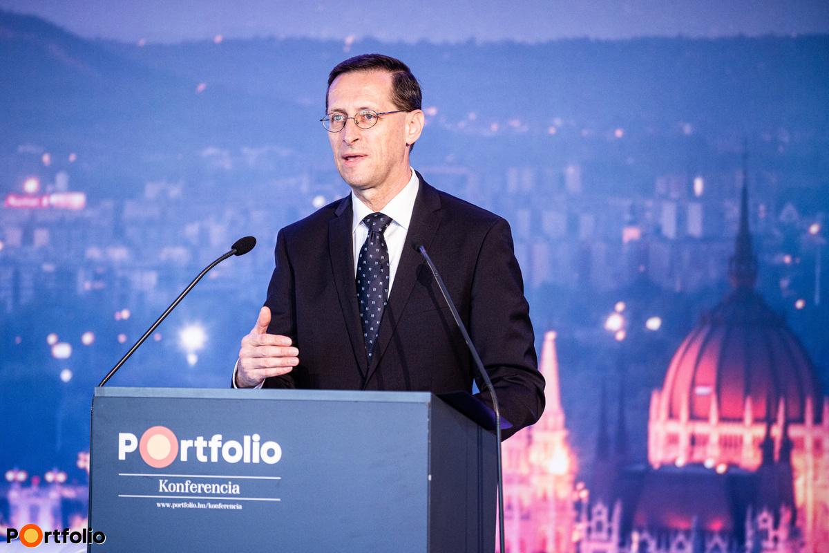 Varga Mihály (pénzügyminiszter, miniszterelnök-helyettes, Pénzügyminisztérium): Magyar válságkezelés, kilátások