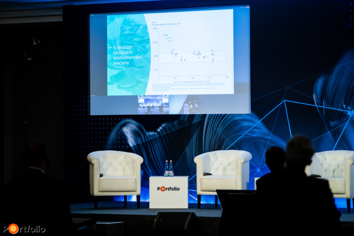 Értékalapú egészségügy lehetőségei Közép-Kelet Európában: Újlaki Ákos (projektvezető, Boston Consulting Group) online csatlakozott a konferenciához