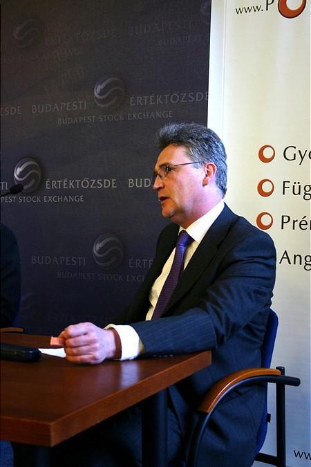 Gellényi Zoltán, az aranypiac szakértője