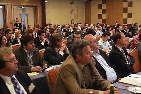 Portfolio.hu konferencia sok látogatót vonzott