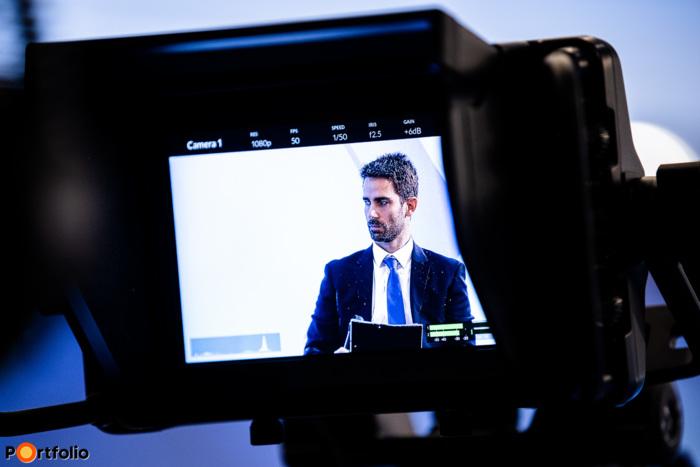 Idei Property Investment Forum 2020 konferenciánkat a Marriott Hotelből közvetítettük profi stáb és technika segítségével. Találkozzunk Jövőre is! (Fotó: Stiller Ákos)