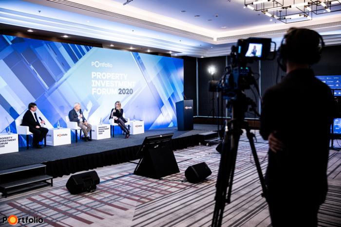 16. alkalommal került megrendezésre a Property Investment Forum 2020 konferencia, ezúttal résztvevőink online vehettek részt, online studió közvetítés mellett