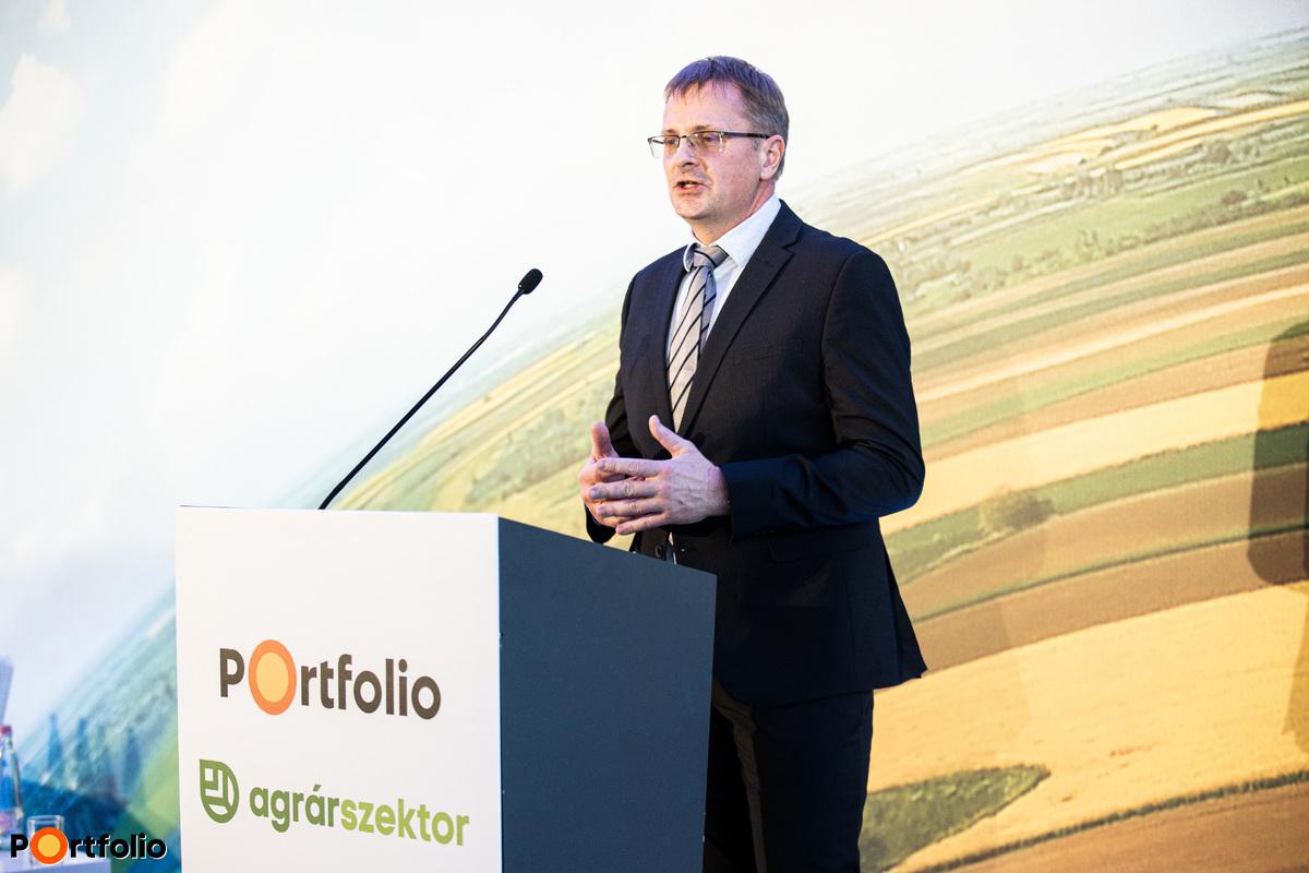 Solymos Gyula (műszaki-vezérigazgató-helyettesi tanácsadó, 4iG): Blockchain az agrárdigitalizációban – megoldások és előnyök a teljes értéklánc mentén