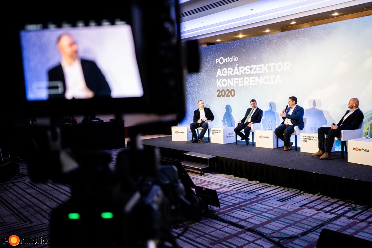 Az idei Agrárszektor Konferencia 2020 konferenciánkat a Marriott Hotelből közvetítettük profi stáb és technika segítségével. Találkozzunk jövőre is!