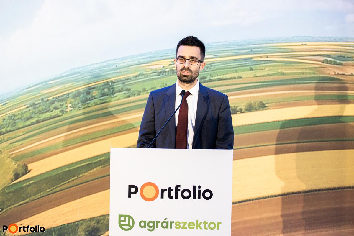 Munkácsi Dávid (portfóliómenedzser, Generali Alapkezelő): A generációváltás befektetési és pénzügyi oldalról nézve - Az innováció fontossága az agráriparban