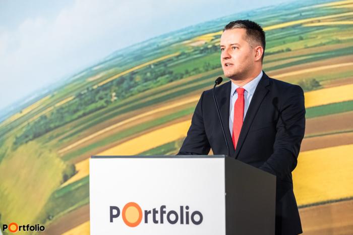 Viski József (helyettes államtitkár, Agrárminisztérium): A Vidékfejlesztési Program eredményei és helyzete az átmeneti évekre tekintettel