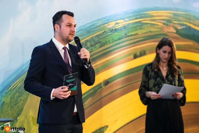 Az Év agrárberuházása: Támba családi Holding