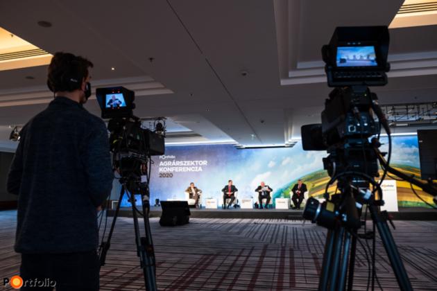 Agrárszektor Konferencia 2020- online közvetítés