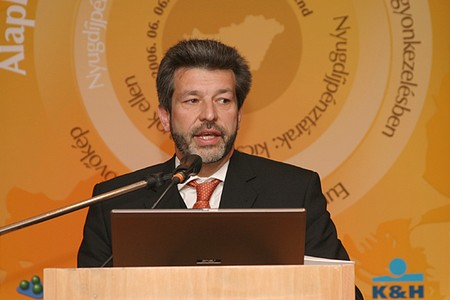 Mathias Bauer (Raiffeisen, EFAMA): The Austrian case