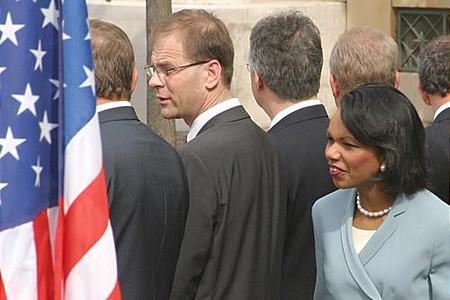 Condoleezza Rice, US Secretary of State