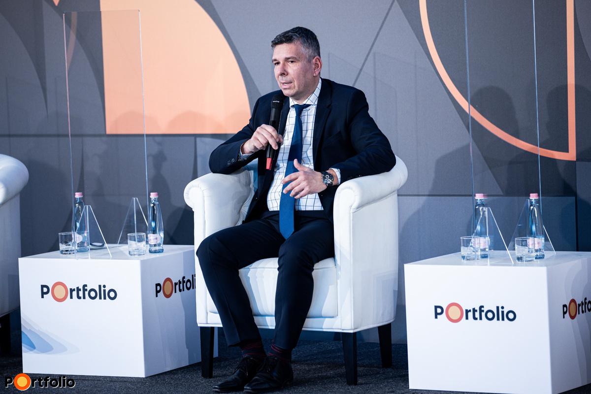 Polányi Zoltán (vezérigazgató, CIG Pannónia Életbiztosító Nyrt.)