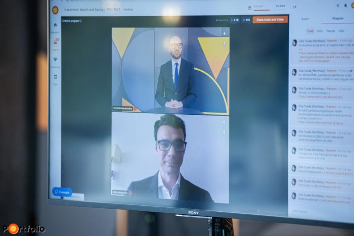 Mogyorósi Attila (társalapító, CEO, CoinCash.eu) online tartotta meg előadását: Új mérföldkő a kriptovalutáknál: 2021 más, mint ami eddig volt.