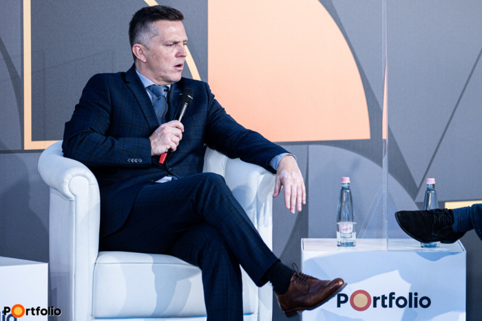 Benczédi Balázs (vezérigazgató, MKB-Pannónia Alapkezelő)