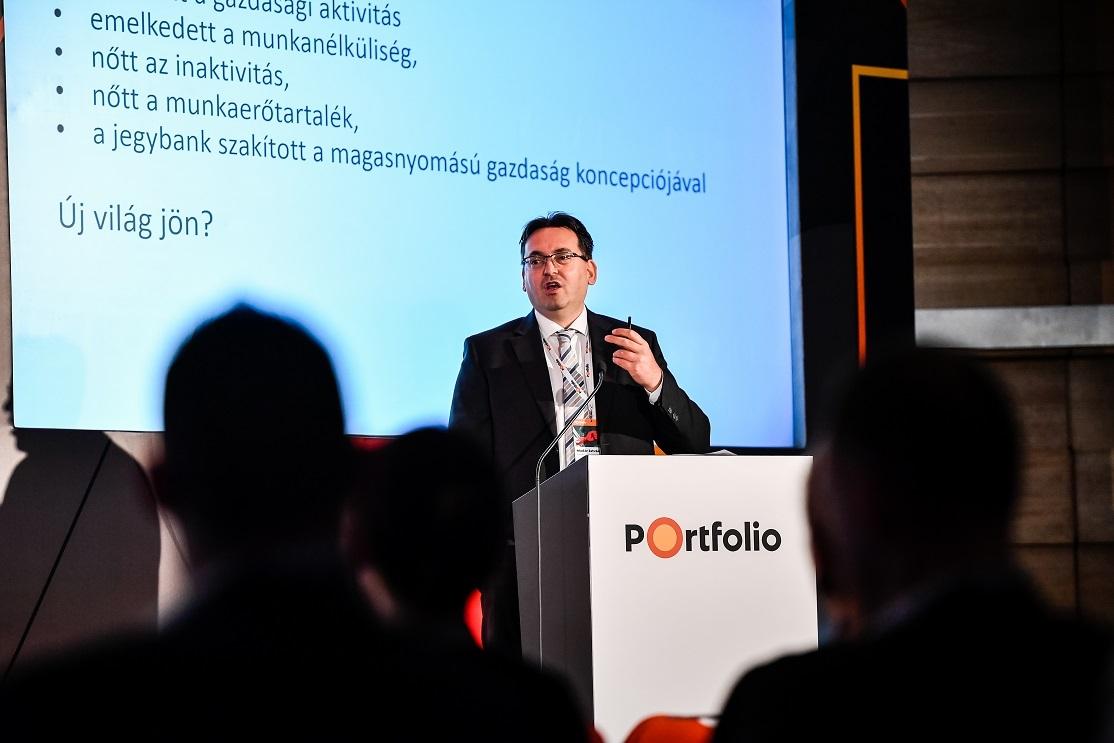 Aktuális munkaerőpiaci trendek Magyarországon: Madár István, vezető elemző, Portfolio