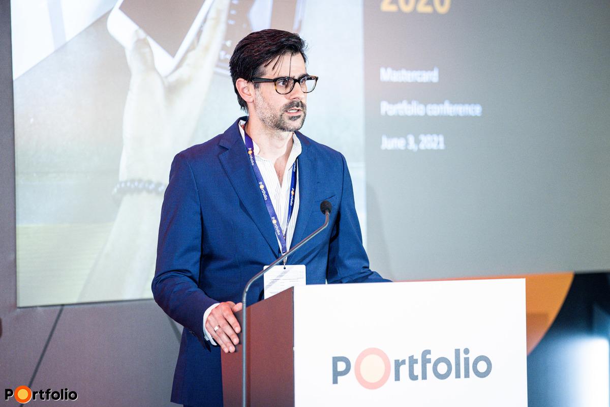 Boris Martinovic (Public Policy igazgató, Mastercard): Panelfelvezető előadás