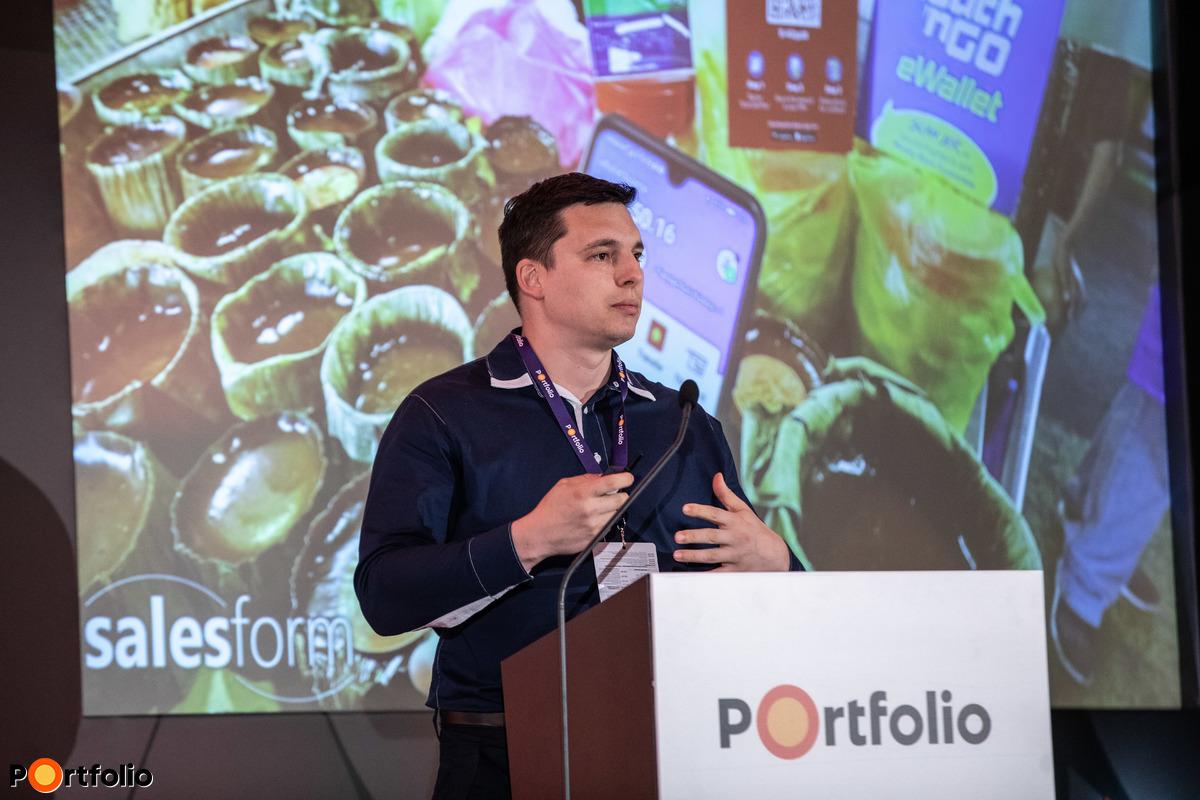 Bártfai Balázs (Founder & CEO SalesForm.hu, Netlight Consulting Kft.): A hazai fintech cégek terjeszkedési lehetőségei