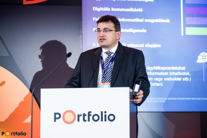 Kórász Tamás (Partner, KPMG): Panelfelvezető előadás