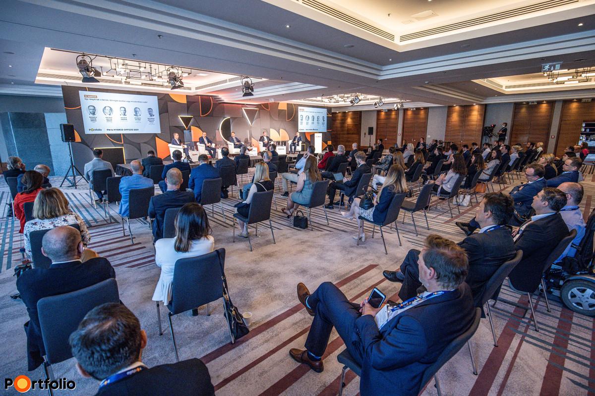 FM & Hybrid Office 2021 Konferencia - Találkozzunk a Property Investment Forumon novemberben!