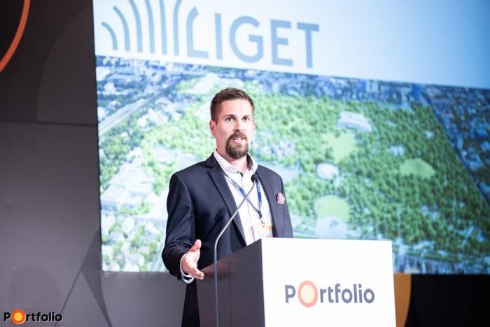 Jelinek Balázs (működési vezérigazgató-helyettes, Városliget Zrt.): A jövő üzemeltetési megoldásai, a legnagyobb magyar okosváros pilot projekt tükrében