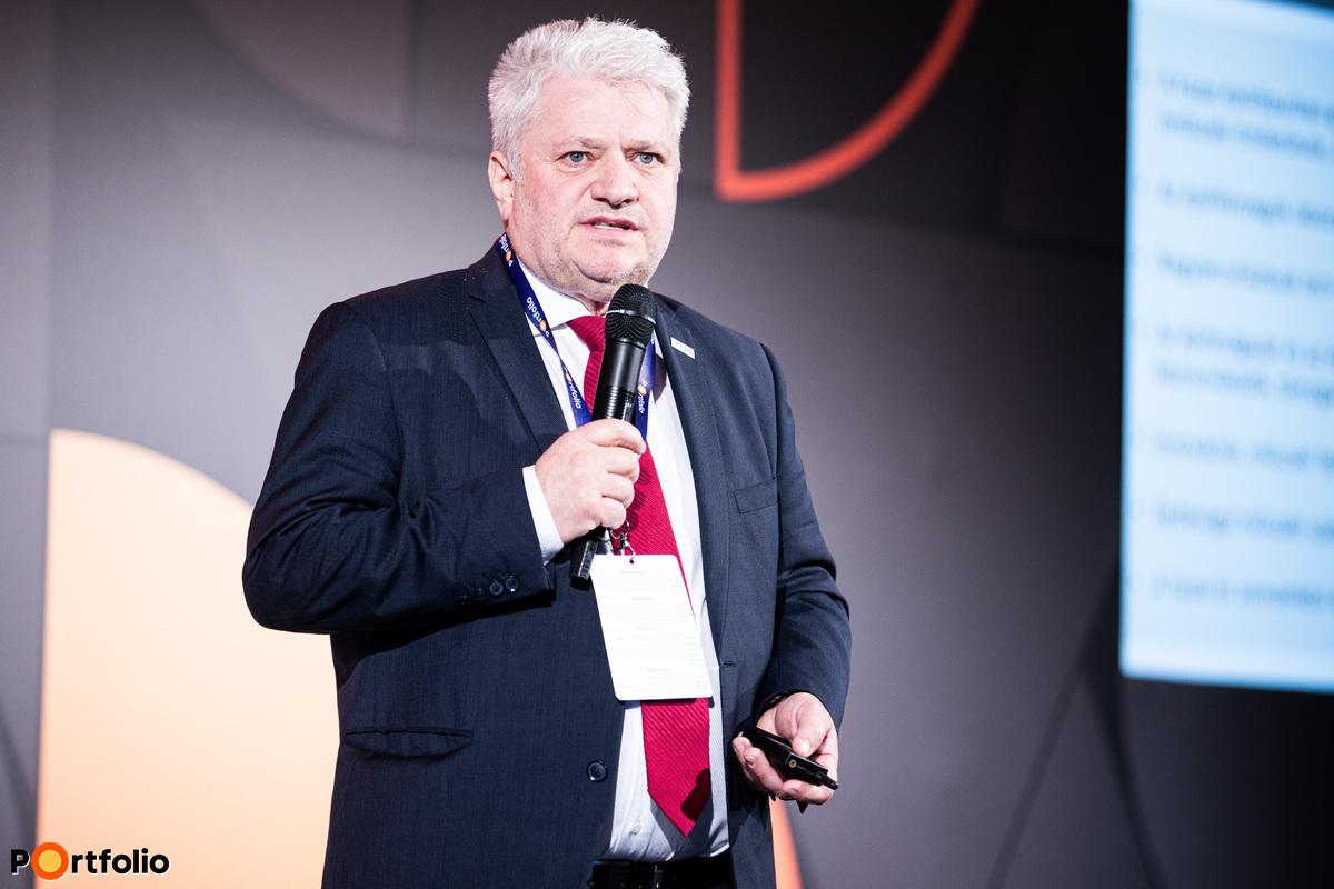 Gyutai Csaba (vezérigazgató, ÉMI Építésügyi Minőségellenőrző Innovációs Nonprofit Kft.): Digitalizáció, hatékonyság és fenntarthatóság az építőiparban