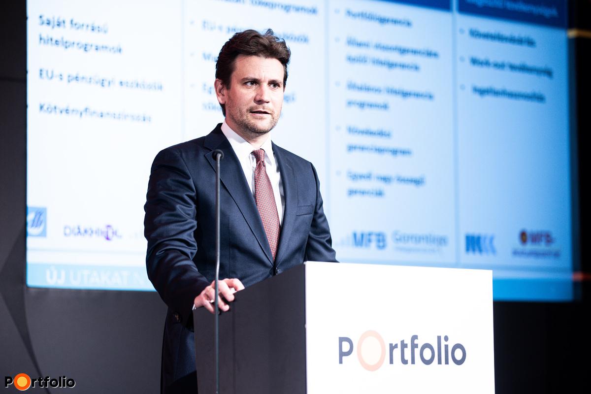 Kisgergely Kornél (főigazgató, MFB): Kamatmentes kölcsön a vállalkozóknak: első eredmények és tervek