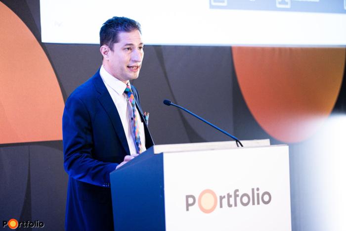 Lengyel András (Energetikai- és közműszolgáltatási tanácsadás vezetője, PwC Magyarország): A hidrogén gazdaság jelenlegi helyzete és jövője - Útmutató a korszakosnak mondható átállásban résztvevő vállalatok számára (Fotó: Stiller Ákos)
