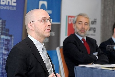 Marcus Cieleback, Chief Economist Eurohypo