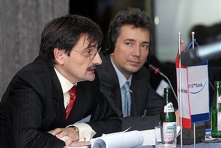 Számely Péter, Eurohypo képviseletvezető