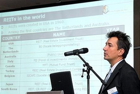 Alex Bebov ügyvezető igazgató, Balkan Advisory Company
