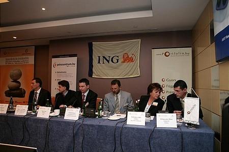 Portfolio.hu - Pénzcentrum.hu Biztosítási Konferencia 2007