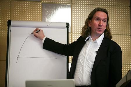A sikeres kereskedés paramétereiről is szólt Birger