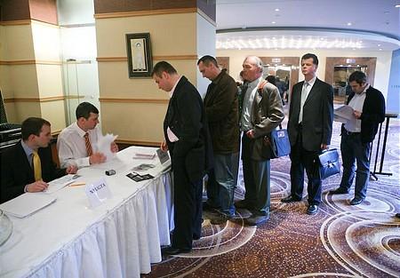 Sok bróker és magánszemély regisztrálta magát a rendezvényre