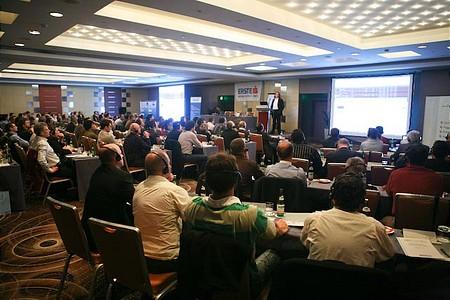 A Hilton Budapest WestEnd mindkét báltermét megtöltötte a közel 150 résztvevő.