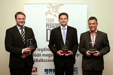 A közép-magyarországi régió győztesei