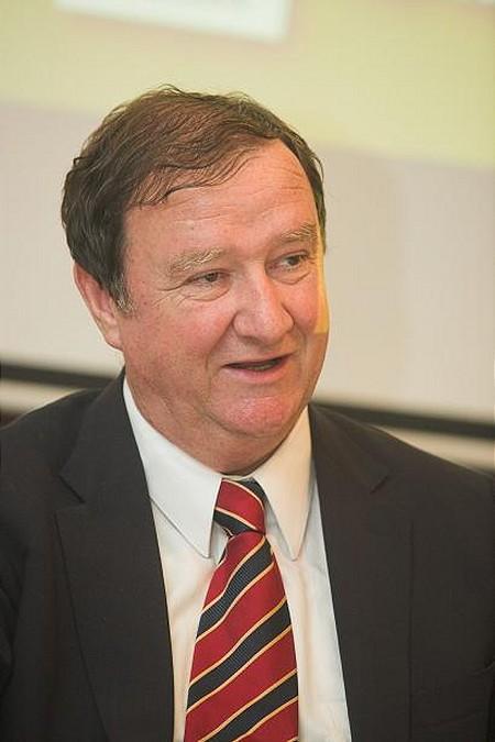 Eperjesi Ferenc, a KPMG ügyvezető parntnere a növekedés veszélyeire hívta fel a figyelmet