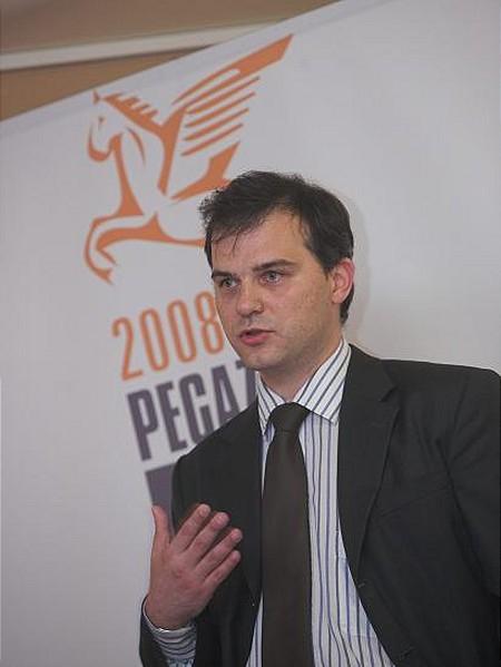 Tüske Tamás a KKV szektor szerepéről beszélt Győrben