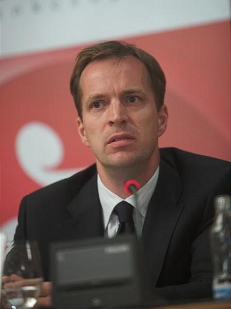 Hetényi Csaba, a Korona Kredit Jelzáloghitel Zrt. vezérigazgatója