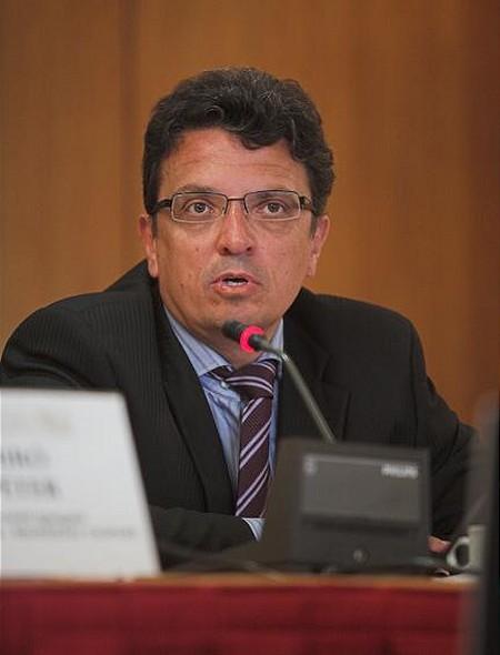 Dr. Balogh Imre, az MKB vezérigazgató-helyettese