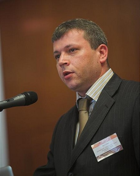 Biró Péter, a BROKERNET Csoporthoz tartozó BANKBROKER ügyvezető igazgatója