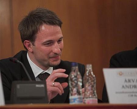 Árva András, a CIB lakossági termékmenedzsment vezetője