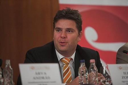 Illés Zoltán, az OTP ügyvezető igazgatója